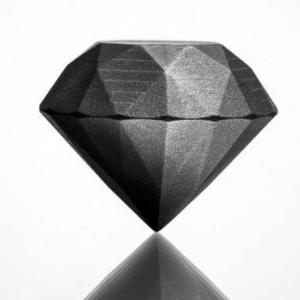 世界首款3D打印钻石复合材料面世