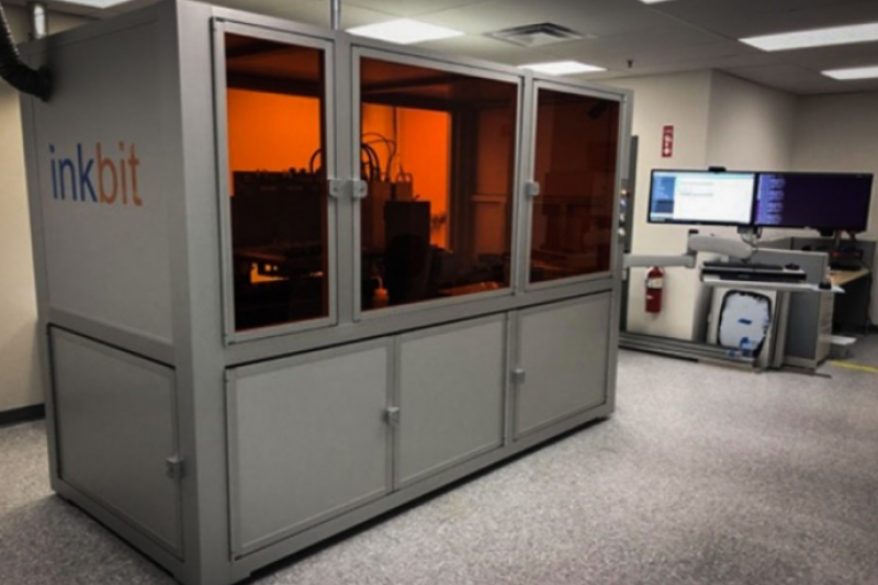 1200万美元融资助力Inkbit材料喷射增材制造技术工业化