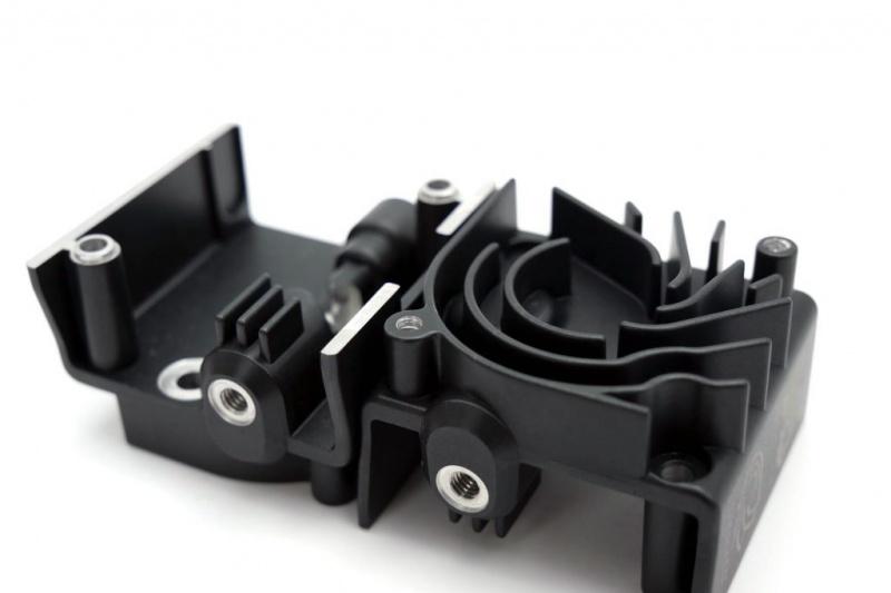 E3D Online发布双驱动挤出系统