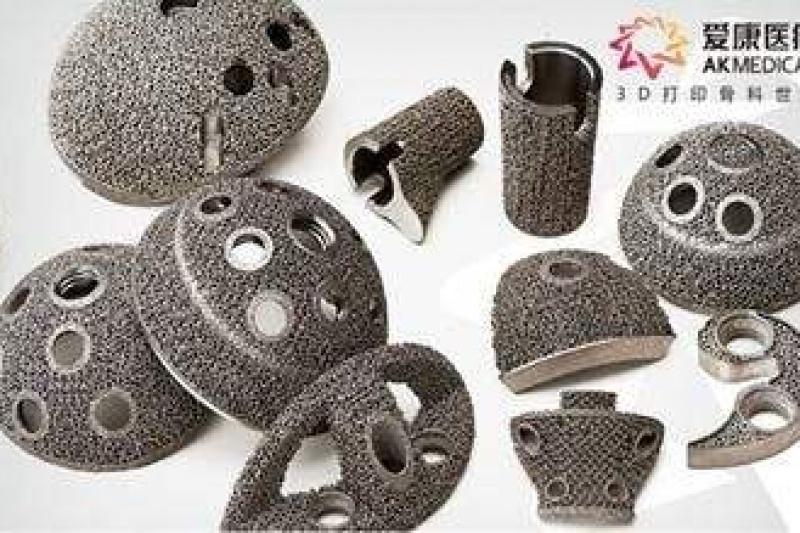 爱康医疗:3D打印定制式胸椎成功于手术中完成植入