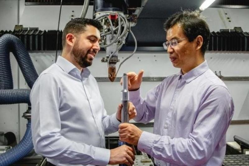 研究发现超声波能提升3D打印金属强度