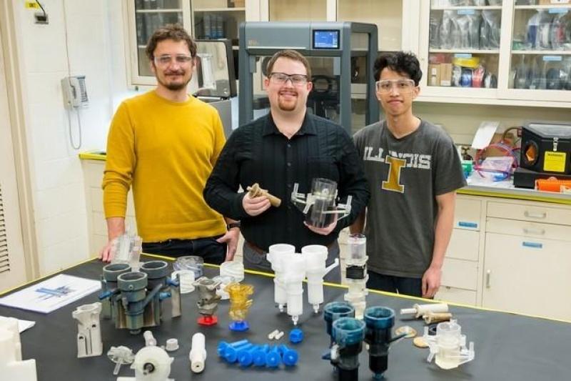 科学家利用3D打印扩大了同位素的回收利用