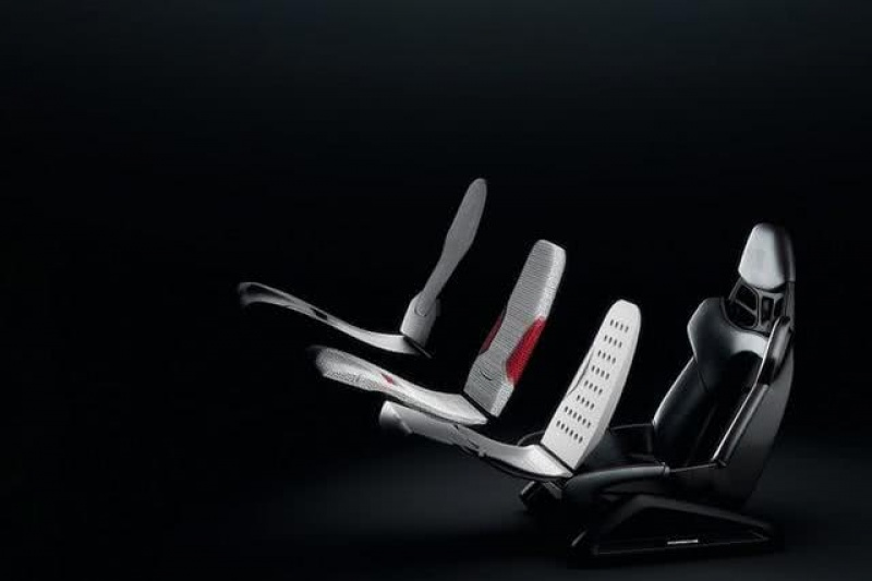 保时捷利用3D打印技术开发客户定制化坐垫