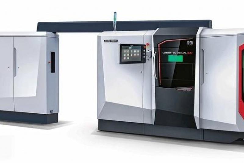 DMG MORI推出全新LASERTEC 30 3D打印机