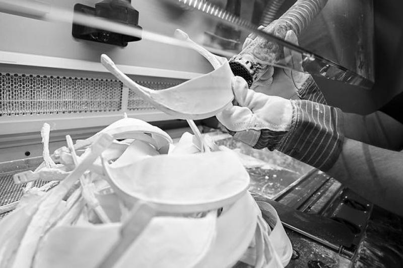 3D打印在疫情中受到重视 可应急生产医疗物资长期改变价值链条