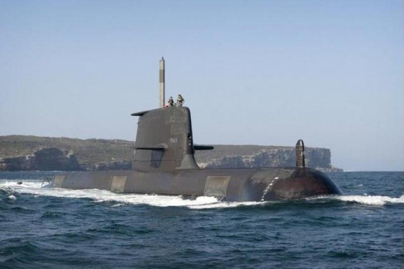 """潜艇自带""""回血""""功能:澳军测试用冷喷射3D打印修复潜艇"""
