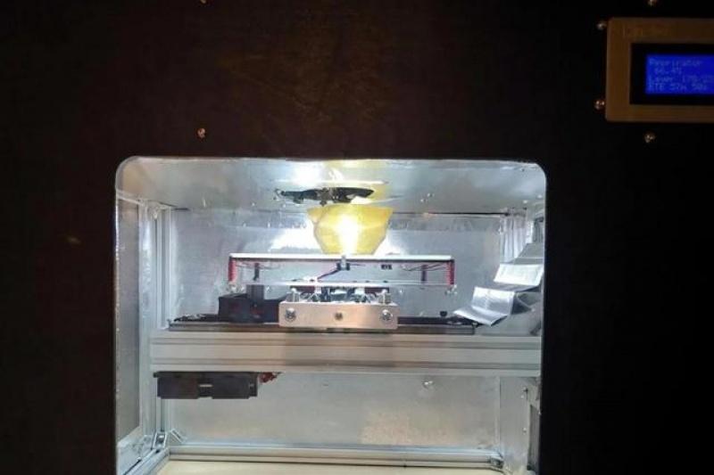 美实验团队欲可打印高温灭菌PPE的开源3D打印机