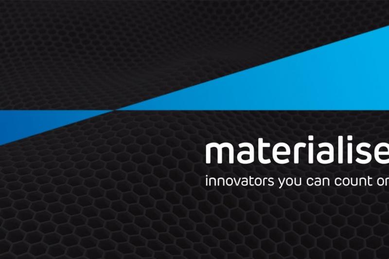 Materialise即将亮相西安国际3D打印博览会,四大看点精彩来袭!