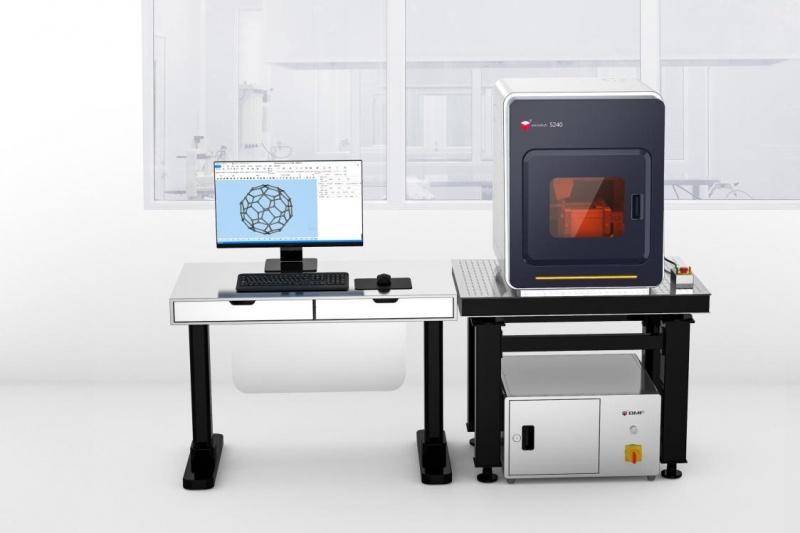 摩方第二代超高精密3D打印系统microArch™ S240正式发布