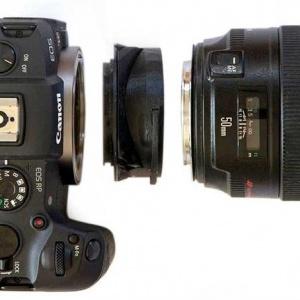 香港摄影师3D技术打印移轴镜转接器