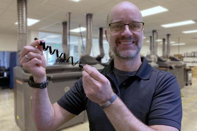 赢创与惠普合作开发用于Multi Jet Fusion 3D打印技术的热塑性弹性体