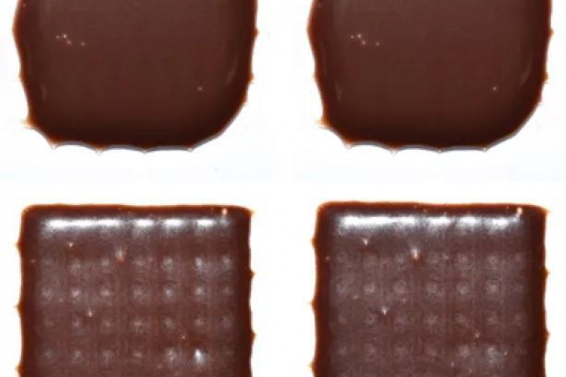 突破温度限制!可在室温下3D打印的任意形状巧克力