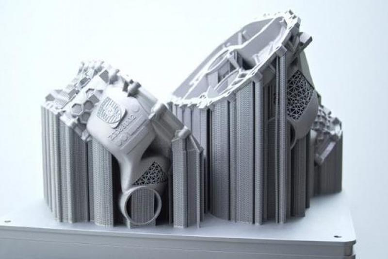 保时捷推出3D打印的新型电机驱动外壳