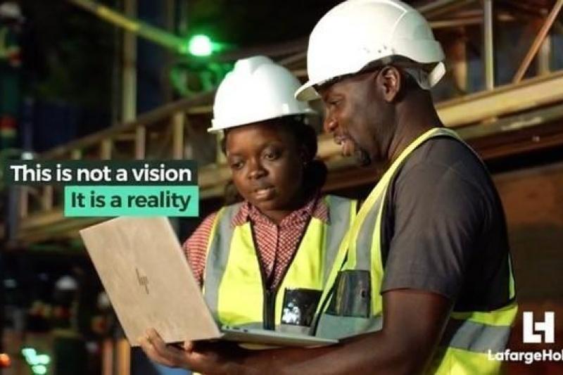 英公司在非洲推动3D打印住房项目