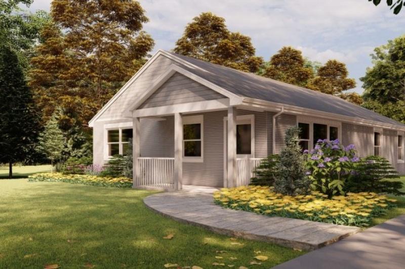 售价299,999美元,美国首个商业3D打印房屋上市销售