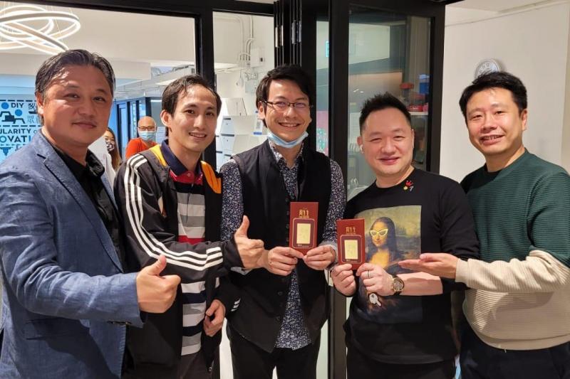香港共享创客空间及香港三维打印协会举办新春团拜交流活动