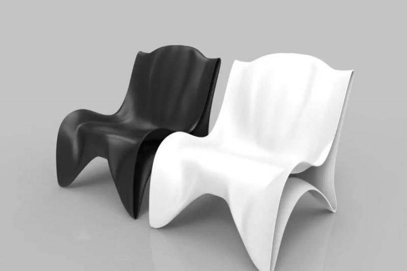 本周设计分享:郎朗参与设计的3D打印大运公益椅