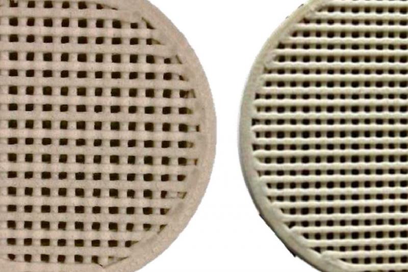 科学家研发出新型陶瓷3D打印材料