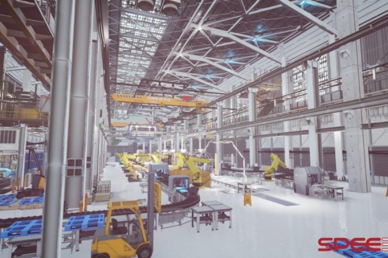 SPEE3DCraft金属制造模拟器将于4月发布