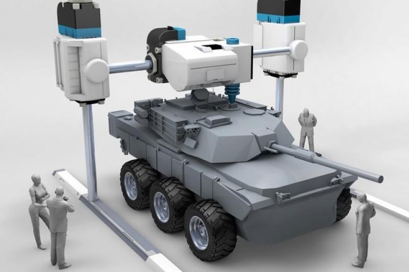 用来造坦克,宾夕法尼亚大学开发3D打印超韧钢