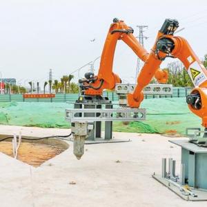深圳要用3D打印技术造一座景观广场