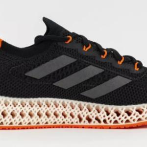 阿迪达斯新款跑鞋包含3D打印中底 让用户前脚部更加舒适