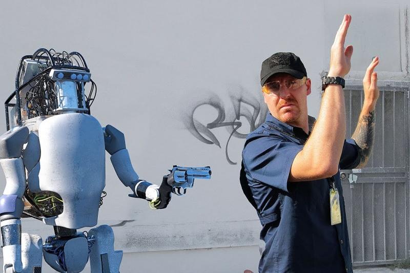 3D打印仿生机器人:移动速度提升近800倍 会游泳和训练