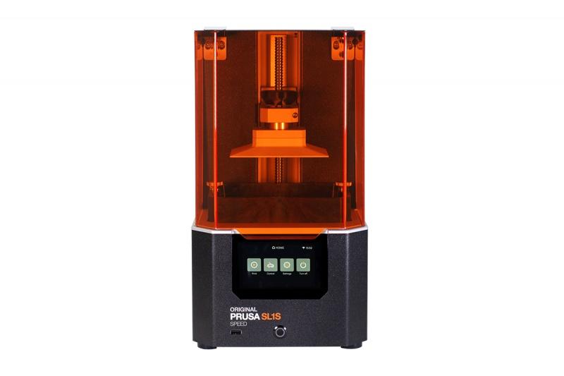 每层固化时间低至1.4秒,Prusa推出新品LCD 3D打印机