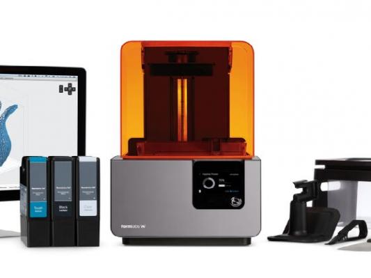 瞩目登场!Formlabs公司推出Form2 SLA 3D打印机
