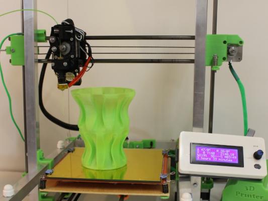 全开源的可折叠便携3D打印机TeeBotMax