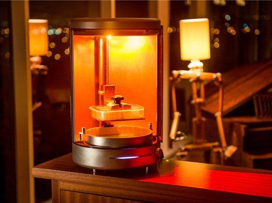 Kast发布高精度SLA3D打印机 打印速度达20厘米每小时