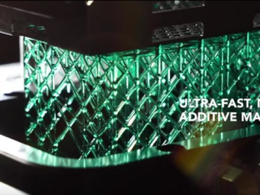 3D Systems欲将SLA 3D打印和工业机器人相结合