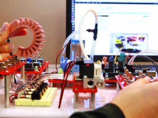 哈佛科学家开发开源软件助您3D打印软机器人