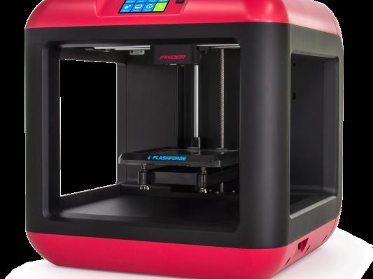 闪铸科技即将推出炫彩外观小型桌面级3D打印机