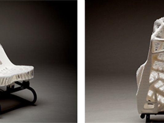 丰田携手Materialise3D打印轻质安全汽车座椅