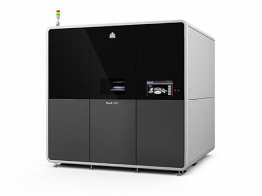 3D Systems最先进的金属3D打印机ProX 400