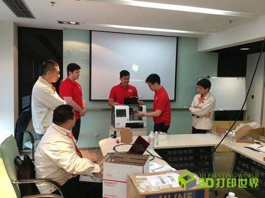 AIO Robotics携手沈阳机床开拓中国3D打印市场