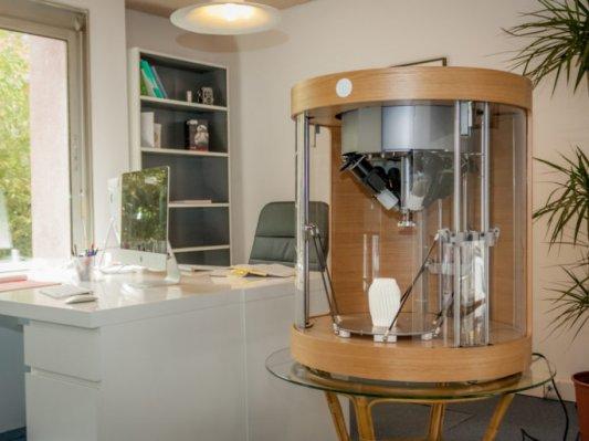 法国公司推出颗粒状多材料3D打印机  精度可达40微米