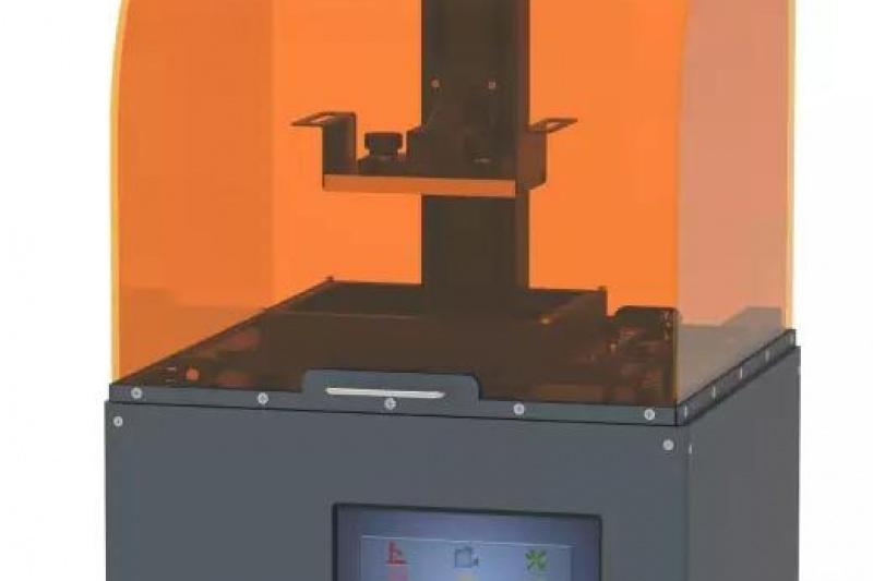"""大族激光推出高速度DLP 3D打印机,让产品从液体树脂快速中""""生长""""出来"""