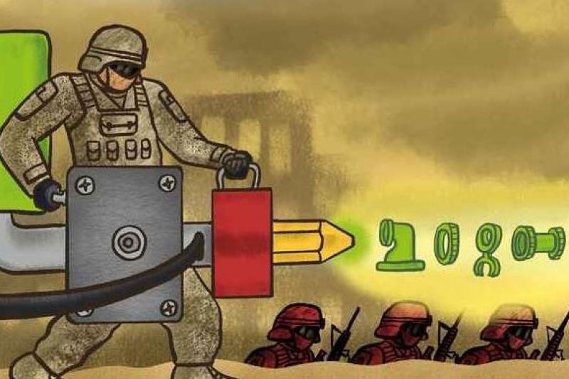 未来的战场 3D打印技术可以这样补充军需!