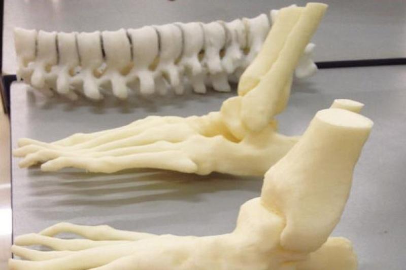 珠海首家骨科3D打印实验室揭牌