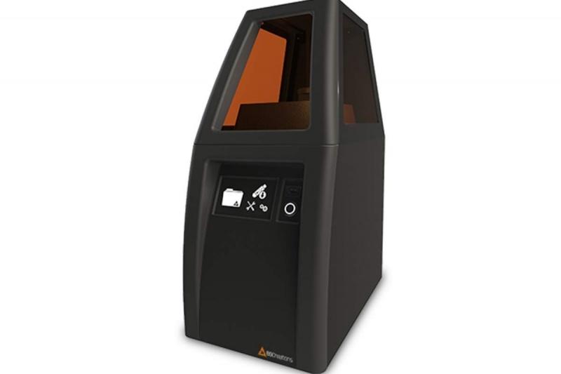 最新售价7万DLP最高打印速度可达100毫米/小时