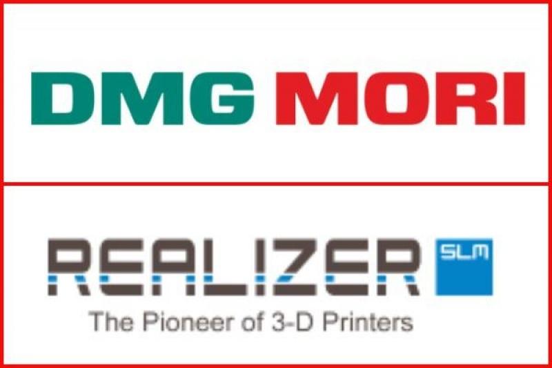 DMG MOR也出手了!I收购德国金属3D打印公司REALIZER过半股份